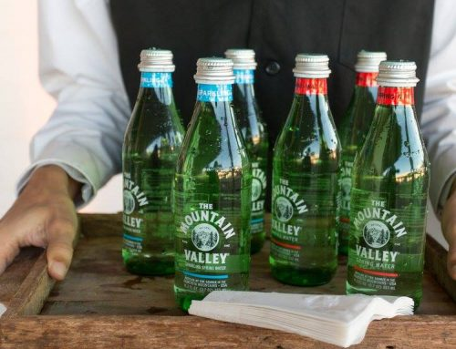 Mountain Valley Spring Water at FreshFarm Feast DC